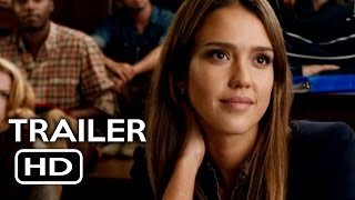 Some Kind Of Beautiful Official Trailer 1 2015 Jessica Alba Pierce Brosnan Comedy Movie HD