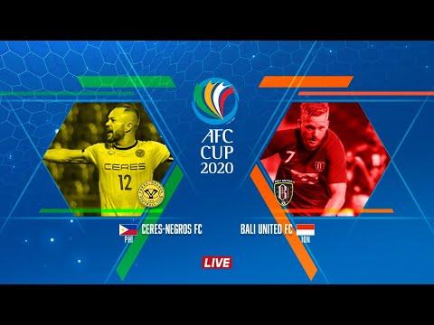 Ceres Negros FC vs. Bali United FC | AFC Cup 2020