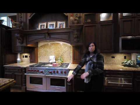 """An award-winning """"ultimate kitchen"""" in Winnetka"""