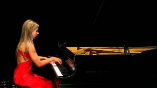 Natalia Kartashova plays Liszt Transcendental Etude N 10, f-minor
