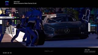 Gran Turismo™SPORT - Bathurst Mercedes AMG GT3 Gr3 (online race) v3