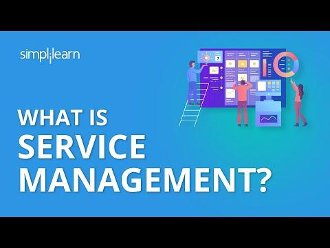 What Is Service Management | ITIL V3 Foundation Certification ...