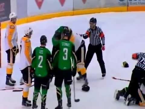 Nolan Patrick vs. Matteo Gennaro