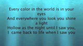 Cider Sky - We are in love Lyrics