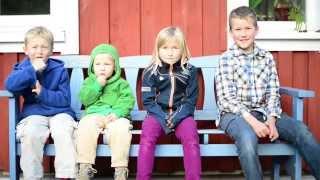 Kinder erklären ... Skan-Hus.