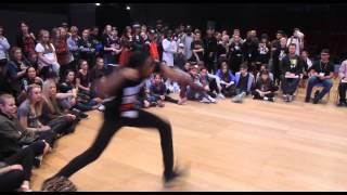 DANI HARRIS vs TOBY STANNARD | Solo Battle | IDO World Hip Hop Championship 2015