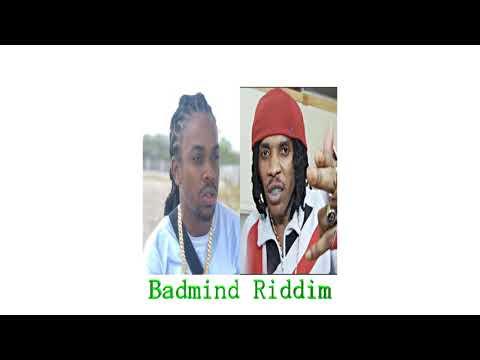 Badmind Riddim ~ Dancehall RIddim  Instrumental 2019 X Dancehall Type Beat ] Vybz Kartel x Jah miel