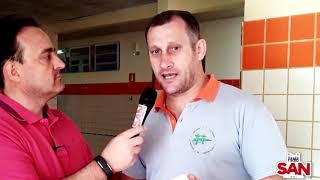 Diretor do Colégio Castro Alves fala da interdição parcial do saguão