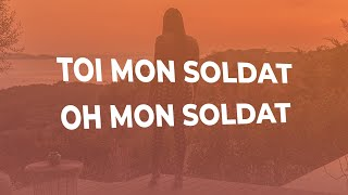 Aya Nakamura   Soldat (Paroles Lyrics Video)
