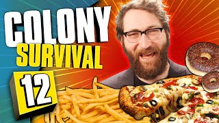 TOM'S DINER | Colony Survival #12