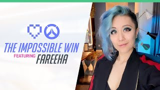 The Impossible Win Featuring Fareeha | 🧡 Overwatch