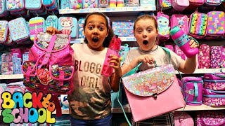 BACK TO SCHOOL SHOPPING! Smiggle School Supplies - Clothes - Claire