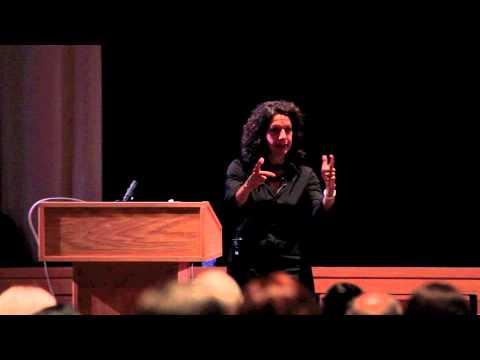 Princeton Scientist Bonnie Bassler Speaks at Stuart