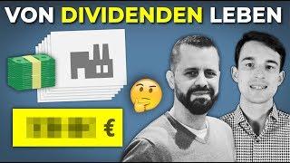 Wieviel Geld muss man anlegen, um von Dividenden leben zu können?   Luis Pazos Interview 3/3