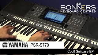 Yamaha PSR-S775 vs  Korg PA700 - Rock Styles - hmong video