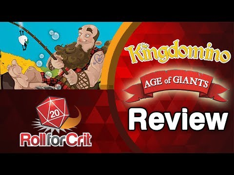 Kingdomino: Age of Giants Review | Roll For Crit
