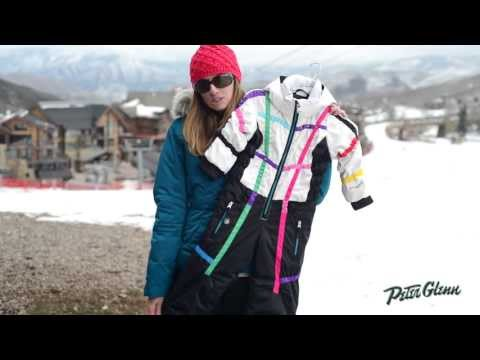 2014 Obermeyer Astro Toddler Girls' Ski Suit Review by Peter Glenn