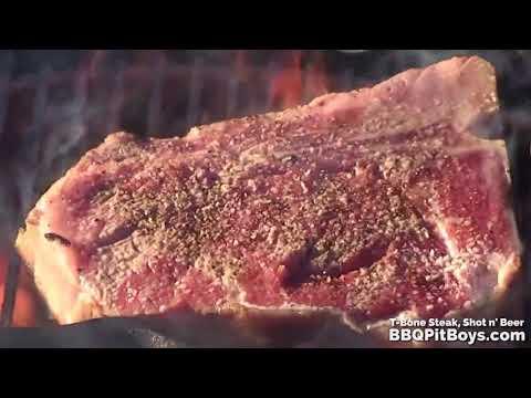 American BBQ Pit Boys T-Bone Version! Look Lekker | Braai Army