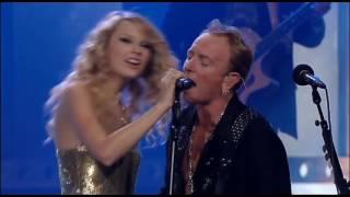 Def Leppard  Taylor Swift Hysteria
