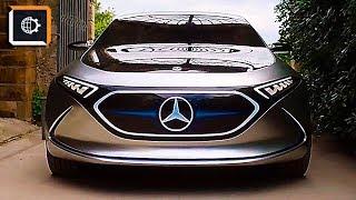 НОВЫЙ ФАНТАСТИЧЕСКИЙ Суперкар от Mercedes и PB18 e-tron от Ауди