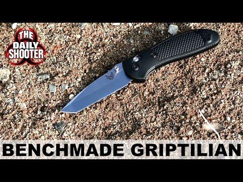 Benchmade Griptilian Review All Star Folding Knife