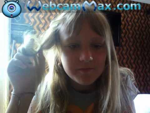 Настя!!!И Webcam Max!!!