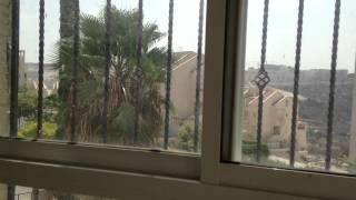 preview picture of video 'Apartment for Rent in Israel - Ramat Beit Shemesh, Nachal Revivim'