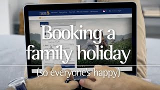 Singapore Airlines – Booking a family holiday on singaporeair.com