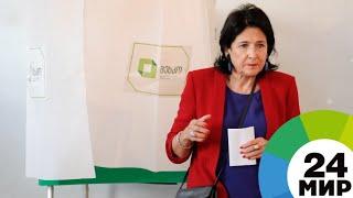 Кандидат в президенты Грузии Саломе Зурабишвили рассказала об угрозах - МИР 24