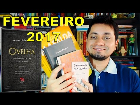 Leituras de Fevereiro 2017 | Ovelha - Gustavo Magnani