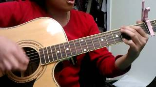 Hello Little Girl strum pattern With Chords