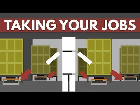 Should We Let Robots Take Our Jobs?