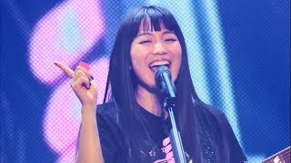 """Gambar cover miwa - アップデート [live at 武道館 """"We are the light ~38/39DAY~"""