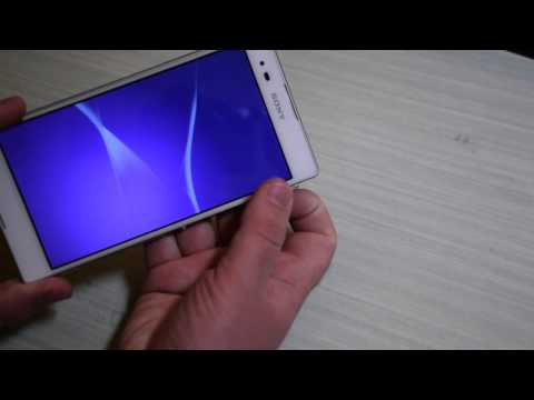 Foto Sony Xperia T2 Ultra, video unboxing Sony Xperia T2 Ultra