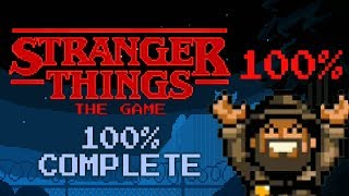 Stranger Things: The Game - 100% Complete Quick Guide