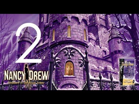 Нэнси Дрю Сокровище Королевской Башни Прохождение Часть 2