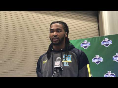 Why Tim Williams says he's a first-round NFL draft pick