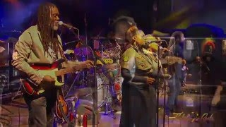 Tomorrow People – Ziggy Marley | live @ Cali Roots Festival (2014)