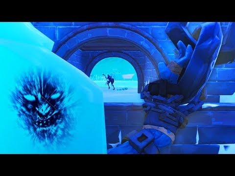 Fortnite Canny Valley Storm Shield 1