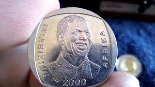 Nelson Mandela coins, Madiba R5