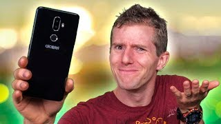 Buying a $150 Phone - Alcatel 3V Review - Video Youtube