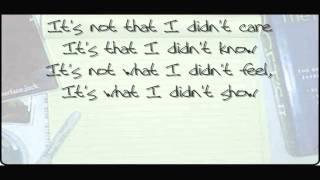 Maroon 5 - Misery  ||  Lyrics