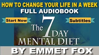 Neville change your mental diet hq version most popular videos the 7 day mental diet how to change your life in a week full fandeluxe Images