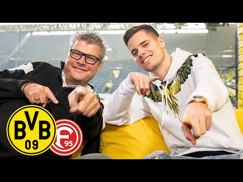 """""""It's the best therapy for me!""""   Julian Weigl joins Matchday Magazine   BVB - Fortuna Düsseldorf"""