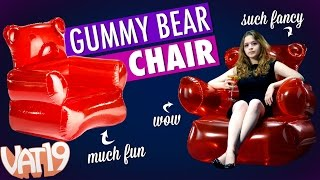 Video for Gummy Bear Chair
