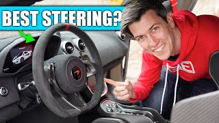 The Problem With Electric Power Steering - Hydraulic vs Electric!