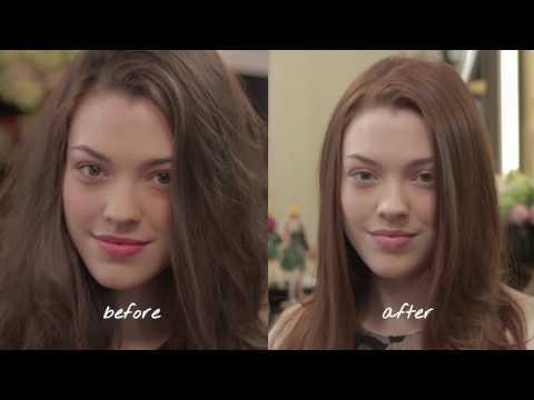 Die Masken für das Haar mit kletten- und dem Eukalyptöl