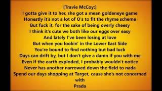 Travie Mccoy  Golden Lyrics