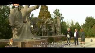Azerbaycan - Ay Mabedi - Nizami Gencevi - Çöğen - Orhun'dan Malazgirt'e Kutlu Yürüyüş - TRT Avaz