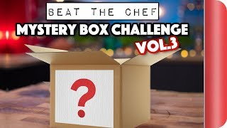 BEAT THE CHEF Mystery Box Challenge Vol. 3 | Unusual Flavour Combos